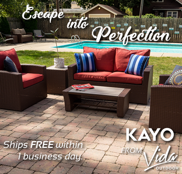 Escape into Perfection with Vida Outdoor Kayo