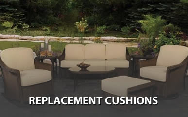 Lloyd Flanders Crofton Replacement Cushions