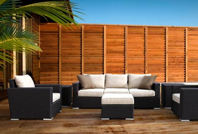 Sunset West Solana Replacement Cushions