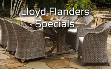 Shop For Cheap Wicker Furniture. Specials Specials · Lloyd Flanders Specials