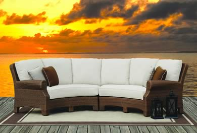 Sunset West Santa Cruz Replacement Cushions