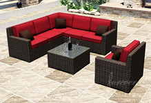 Forever Patio Capistrano Replacement Cushions