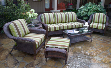 Tortuga Outdoor Conversation Sets