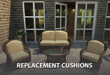 Forever Patio Replacement Cushions