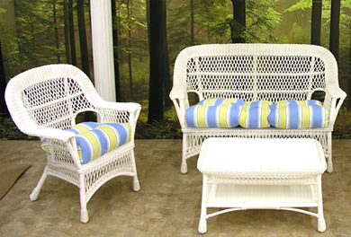 Northcape And Forever Patio Replacement Cushions Wicker Com