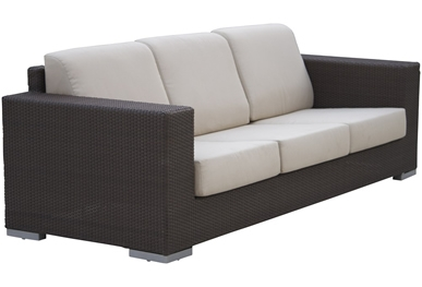 Hospitality Rattan Sofas, Loveseats & Chaise Lounges