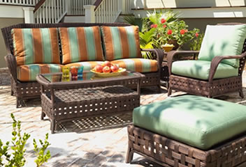 Lloyd Flanders Patio Sets
