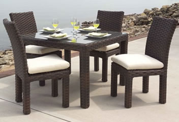 Lloyd Flanders Dining Sets