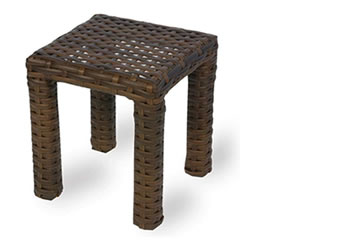 Lloyd Flanders End Tables