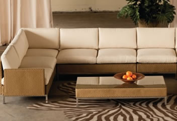 Lloyd Flanders Sectional Sets