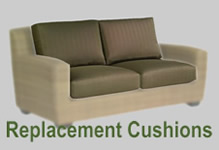 WhiteCraft by Woodard Replacement Cushions