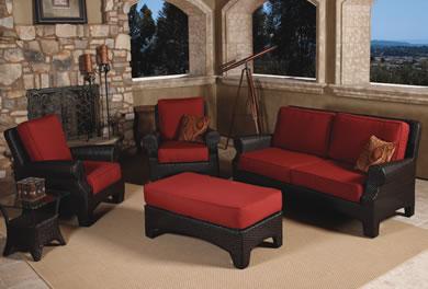 Sunset West Santa Barbara Replacement Cushions