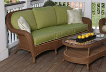 Wicker Sofas