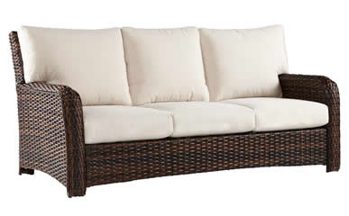 South Sea Rattan Sofas & Loveseats