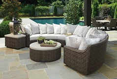 Tommy Bahama Outdoor Sectional Sets