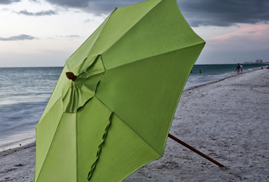 WhiteCraft by Woodard Umbrellas and Umbrella Bases