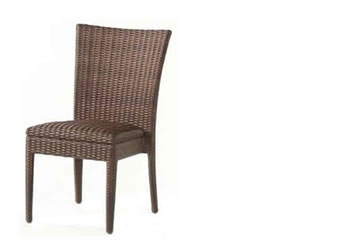 WhiteCraft By Woodard Dining Chairs