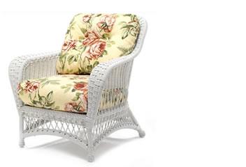 Whitecraft By Woodard Lounge Chairs
