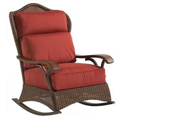 WhiteCraft by Woodard Rocking Chairs