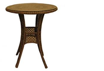 Wicker Bar & Pub Tables