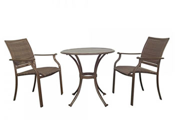 Wicker Bistro Sets