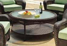 Wicker Coffee Tables