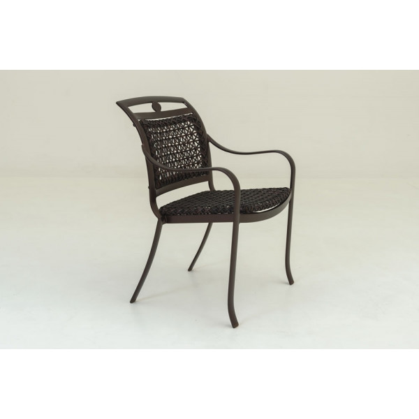 Tropitone Palladian Wicker Dining Chair