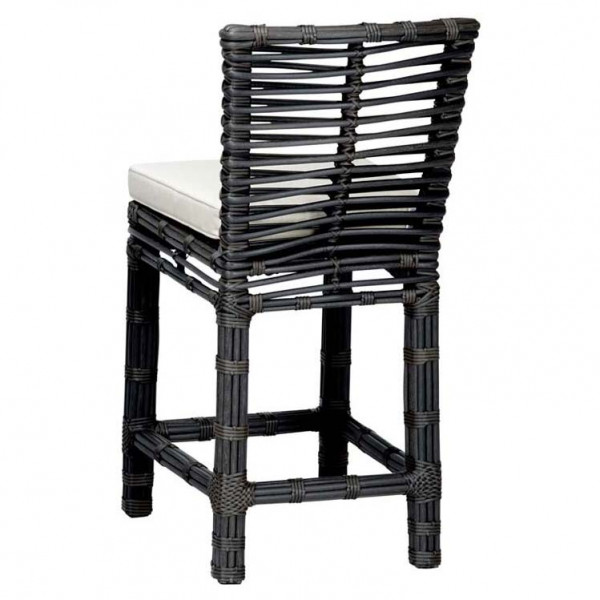 Sunset West Venice Wicker Counter Chair
