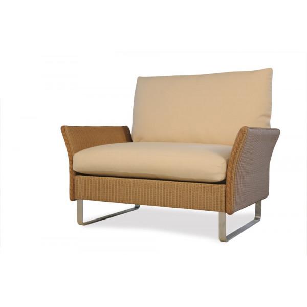 Lloyd Flanders Nova Wicker Chair and a Half - Replacement Cushion