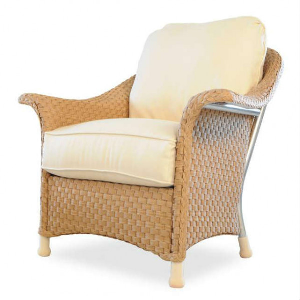 Lloyd Flanders Savannah Wicker Lounge Chair - Replacement Cushion