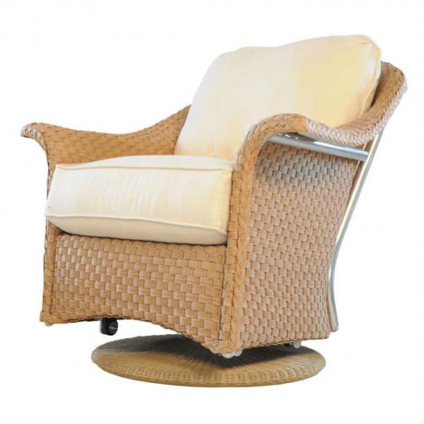 Lloyd Flanders Savannah Wicker Swivel Glider - Replacement Cushion