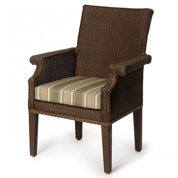 Lloyd Flanders Hamptons Wicker Dining Chair - Special Opportunity