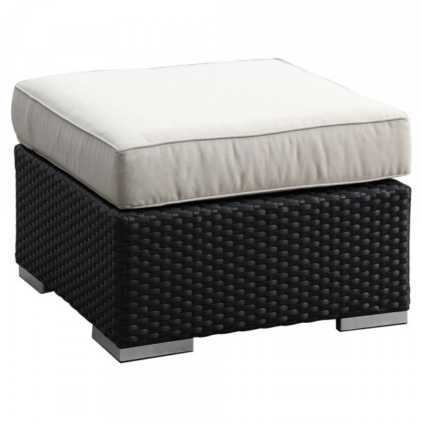 Sunset West Solana Wicker Ottoman