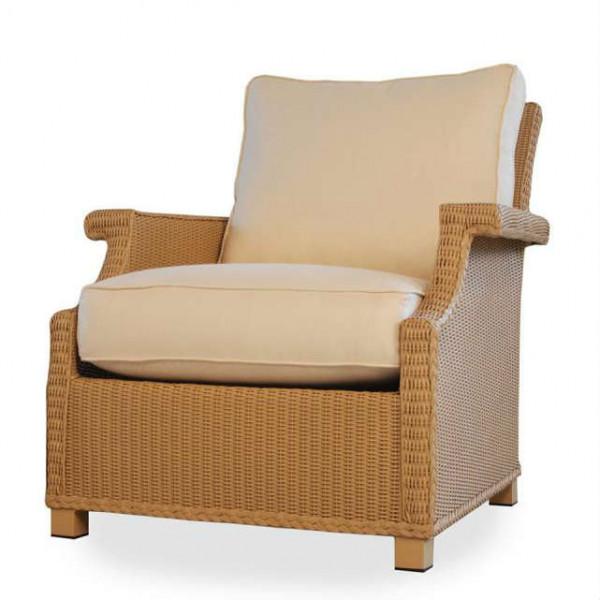 Lloyd Flanders Hamptons Deep Seating Wicker Lounge Chair - Replacement Cushion