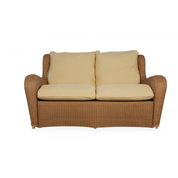 Lloyd Flanders Natchez Wicker Loveseat - Replacement Cushion