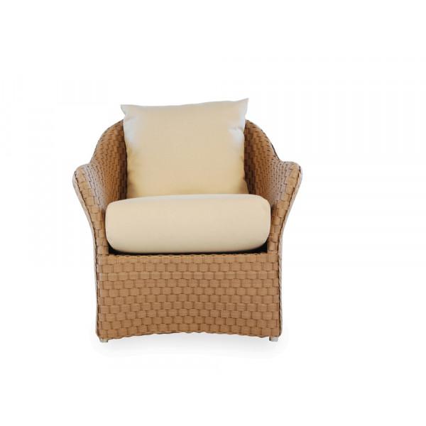 Lloyd Flanders Rio Wicker Lounge Chair - Replacement Cushion