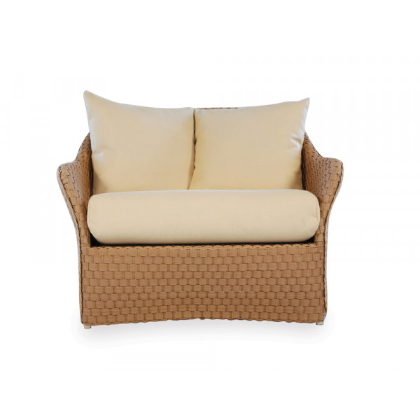 Lloyd Flanders Rio Wicker Chair and a Half - Replacement Cushion
