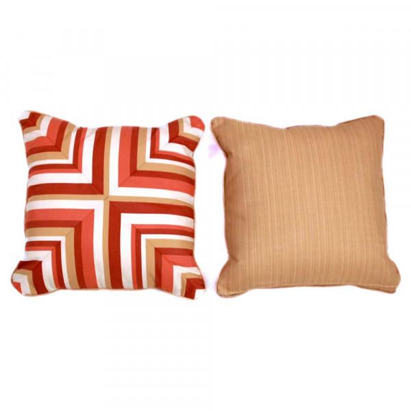 South Sea Rattan All Weather Mandarin Medium Throw Pillow