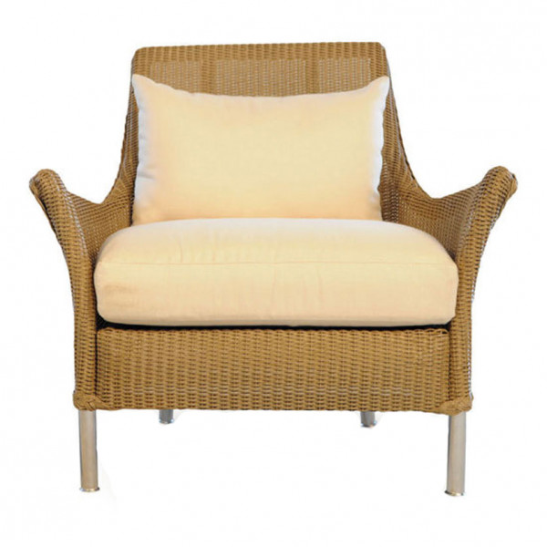 Lloyd Flanders Fusion Wicker Lounge Chair - Replacement Cushion
