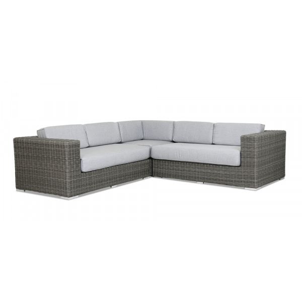 Sunset West Emerald Ii 3 Piece Wicker Sectional Set Replacement
