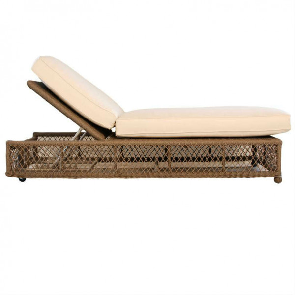 Lloyd Flanders Vineyard Wicker Chaise Lounge - Replacement Cushion