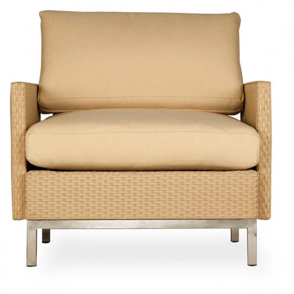 Lloyd Flanders Elements Wicker Lounge Chair