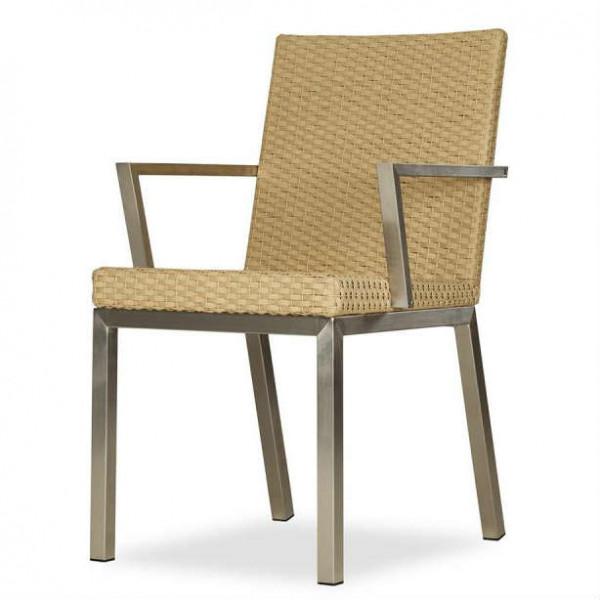 Lloyd Flanders Elements Wicker Dining Chair