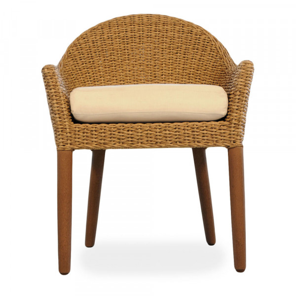 Lloyd Flanders Tobago Wicker Dining Chair - Replacement Cushion
