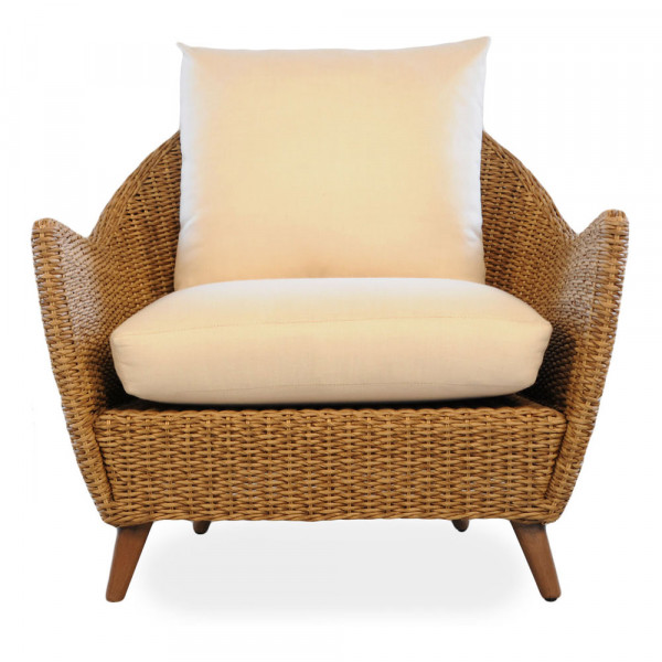 Lloyd Flanders Tobago Wicker Lounge Chair