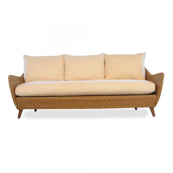 Lloyd Flanders Tobago Wicker Sofa