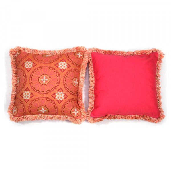 South Sea Rattan All Weather Sunset LargeThrow Pillow