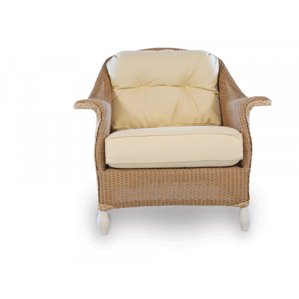 Lloyd Flanders Embassy Wicker Lounge Chair - Replacement Cushion