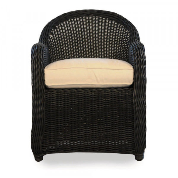 Lloyd Flanders Cottage Wicker Dining Chair - Replacement Cushion