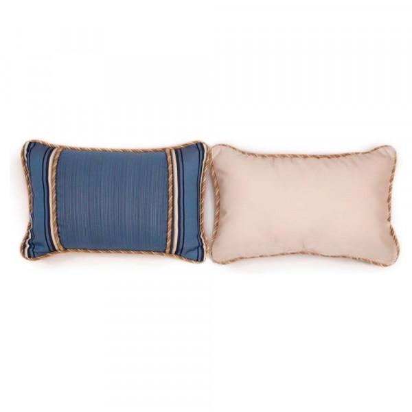 South Sea Rattan All Weather Bondi Small Throw Pillow